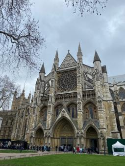 Free Stock Photo of London Westminster Abbey