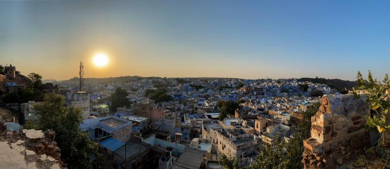 Free Stock Photo of Beautiful City of Rajasthan