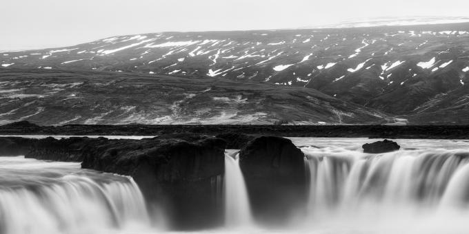 Free Stock Photo of Godafoss Confluence