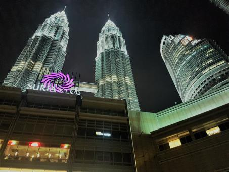 Free Stock Photo of Petrons Towers Malaysia
