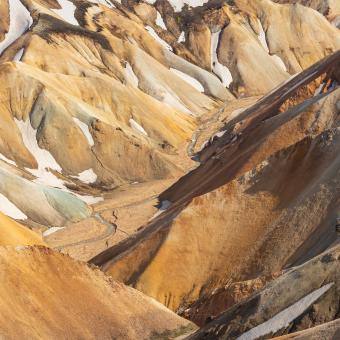 Free Stock Photo of Landmannalaugar National Park
