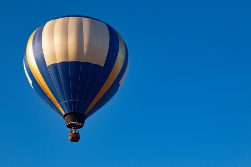 Free Stock Photo of Hot Air Balloon