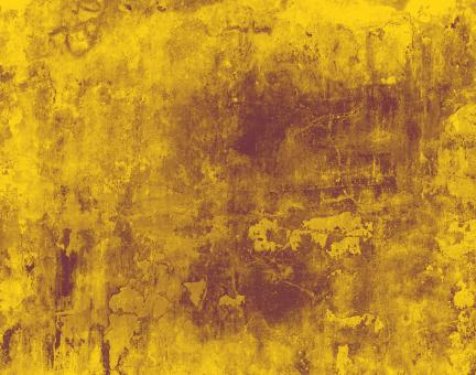 Free Stock Photo of Yellow Grungy Background Texture