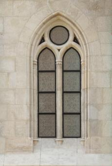 Free Stock Photo of Gothic Window