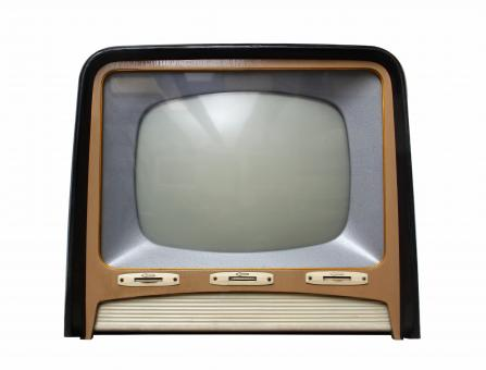 Free Stock Photo of Vintage Television