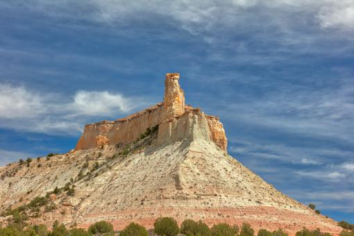 Free Stock Photo of Grand Utah Fortress