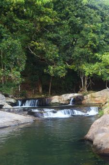 Free Stock Photo of Natural pool of Sri Lanka