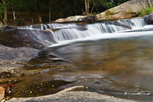 Free Stock Photo of Waters of Diyaluma River in The Great Smoky Mountains