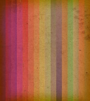 Free Stock Photo of Colorful stripes old paper texture