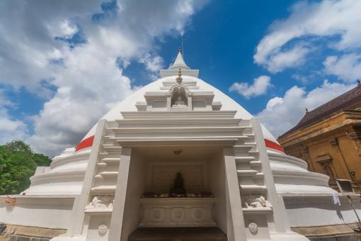Free Stock Photo of Kelaniya temple Sri Lanka