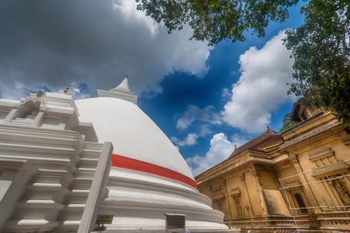 Free Stock Photo of Kelaniya temple in Sri Lanka