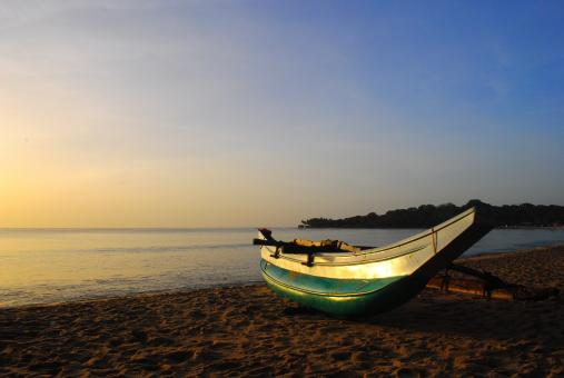 Free Stock Photo of Arugam bay Sri Lanka after the sunrise in the morning