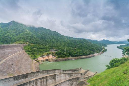 Free Stock Photo of Randenigala Reservoir - Sri Lanka