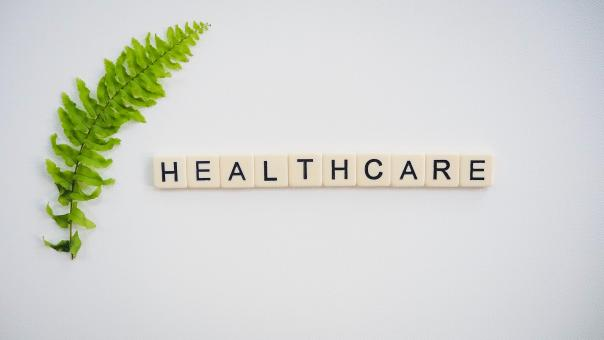 Free Stock Photo of Health Care Text Blocks