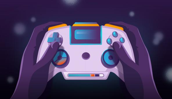 Free Stock Photo of Gaming Concept - eSports Concept - Gamer - Videogame