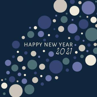 Free Stock Photo of Cute Background for the New Year
