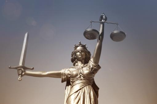 Free Stock Photo of Justice Symbol - Statue of Justice - Law and Order