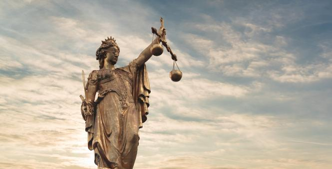 Free Stock Photo of Justice Symbol - Statue of Justice - The Law