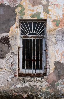 Free Stock Photo of old window