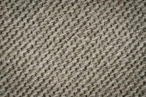 Free Stock Photo of Macro gray cotton material