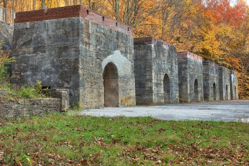 Free Stock Photo of Canoe Creek Kilns