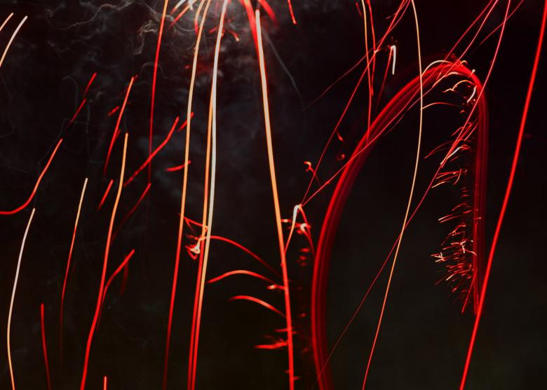 Free Stock Photo of Sparkler Created by angela sajek