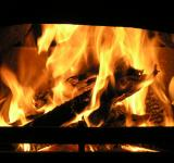 Free Photo - Fireplace