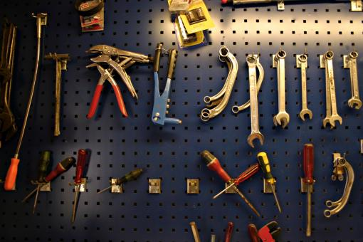 Tool collection - Free Stock Photo