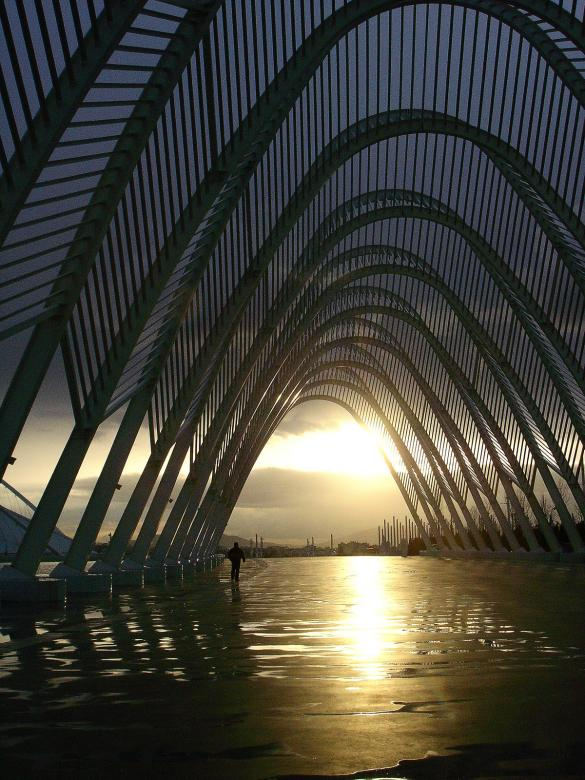Free Stock Photo of Calatrava Created by leonora grceva