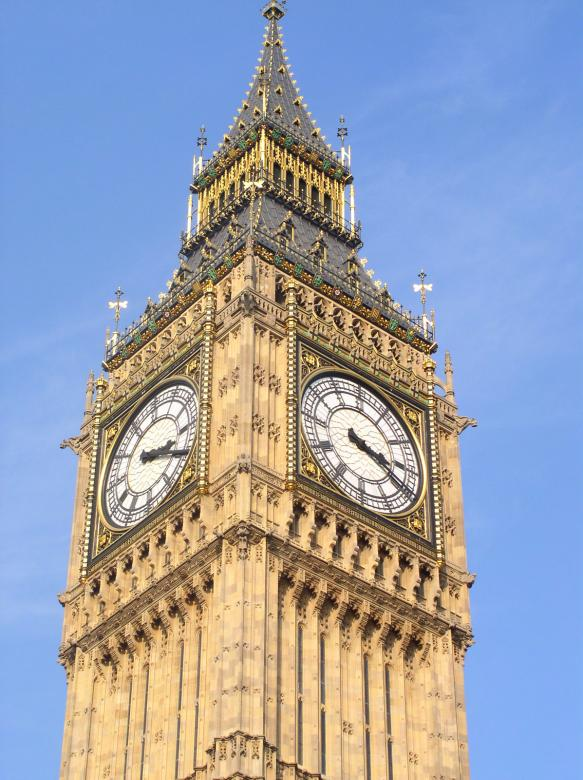 Free Stock Photo of Big Ben Created by henrietta ritchie-holbrook