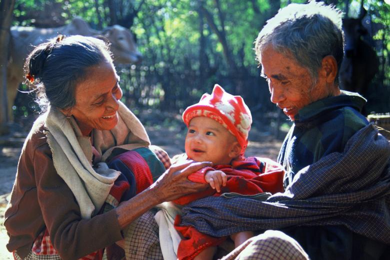 Family Photography - Love story By kyaw kyaw win