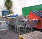 Free Photo - Urban Trolleys