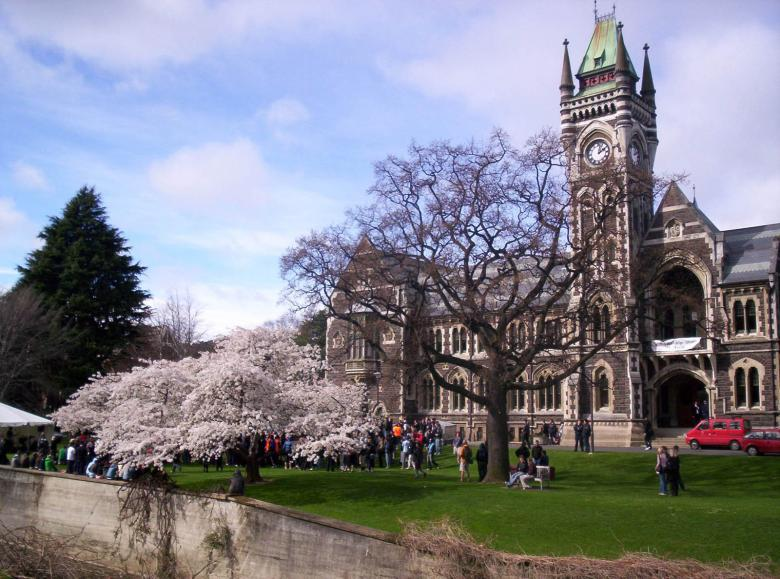 Free Stock Photo of Otago University Students Protest Created by Peter Alexander Robb