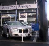 Free Photo - Chrysler 300 imposes itself