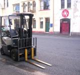 Free Photo - Forklift