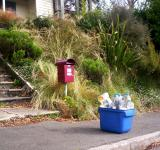 Free Photo - Tweed Recycling and Letterbox