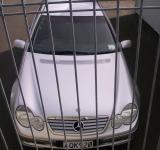 Free Photo - Imprisoned Mercedes