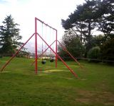Free Photo - Red Swings