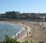 Free Photo - Coogee beach in Sydney Australia