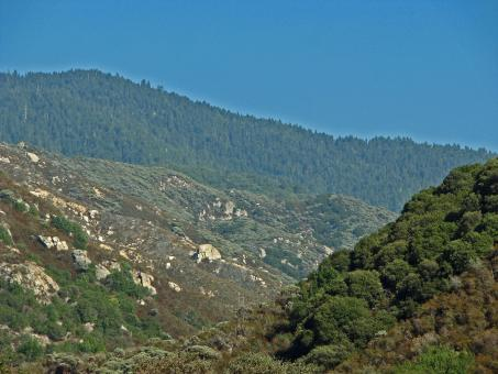 Sierra Foothills - Free Stock Photo