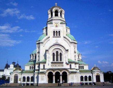 Katedrala Alexandr Nevsky - Free Stock Photo