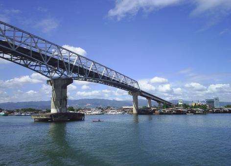 Bridge of mactan - Free Stock Photo