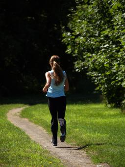 Women jogging - Free Stock Photo