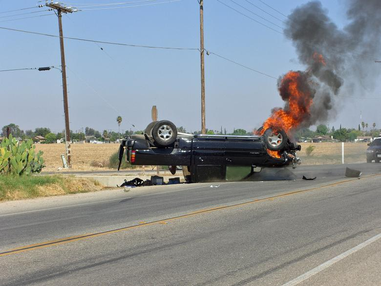 Free Stock Photo of Result of Careless Driving Created by j. l. johnson