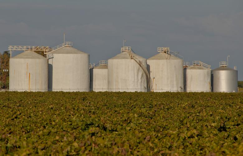Free Stock Photo of Wine Processing Tanks Created by j. l. johnson