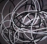 Intersecting Wires - Free Stock Photo