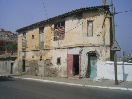 Old house in Algeria - Free Stock Photo