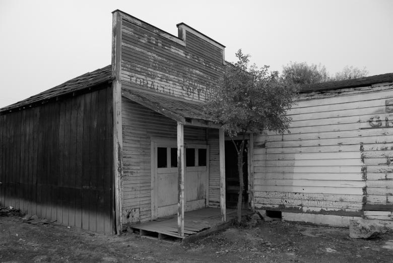 Free Stock Photo of Long Forgotten Grocery Store Created by j. l. johnson