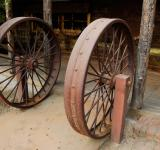 Free Photo - Iron Wagon Wheel Dutch Frontier