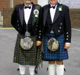 Free Photo - Tartan regalia..